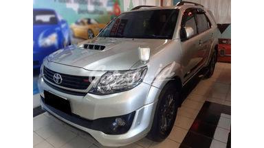 2014 Toyota Fortuner G TRD - Mobil Pilihan