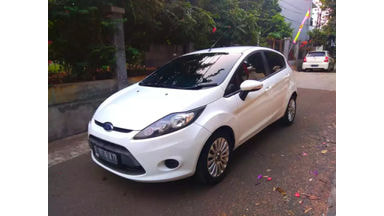 2011 Ford Fiesta trend - Barang Cakep