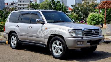 2002 Toyota Land Cruiser 200 Vx100