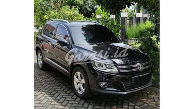2014 Volkswagen Tiguan TSi 1.4