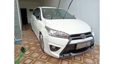 2015 Toyota Yaris S TRD SPORTIVO