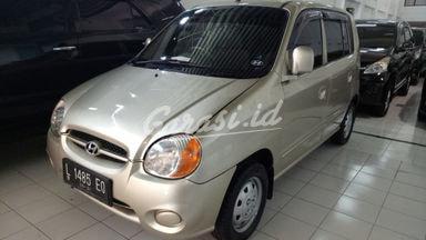 2005 Hyundai Atoz GL - Iriit,  Lincah,  Terawat