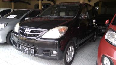2010 Toyota Avanza G - Istimewa Seperti Baru (s-0)