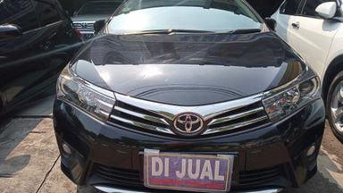 2015 Toyota Corolla V Altis - Langsung Tancap Gas