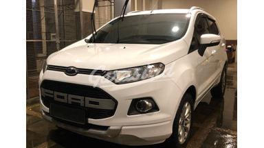 2016 Ford Ecosport Titanium Limited - Terawat Siap Pakai