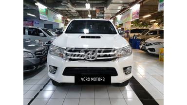 2015 Toyota Hilux G - Langka