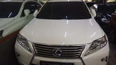 2012 Lexus RX RX - Siap Pakai