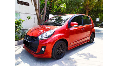 2015 Daihatsu Sirion D Sport - Mobil Pilihan
