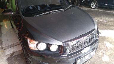 2012 Chevrolet Aveo - SIAP PAKAI!
