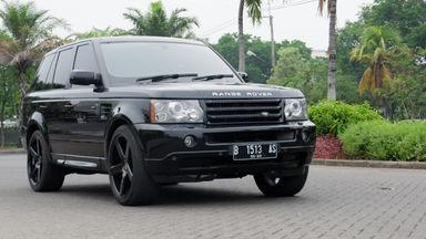 2007 Land Rover Range Rover Sport V8 Supercharge - Dijual Cepat, Harga Bersahabat