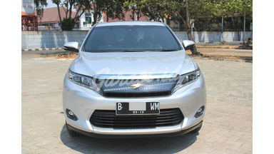 2014 Toyota Harrier Audioless - Harga Murah Tinggal Bawa