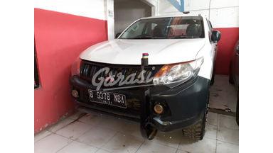 2015 Mitsubishi Strada Triton GLX DC - Terawat & Siap Pakai