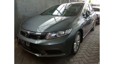2013 Honda Civic i-VTEC - Terawat Siap Pakai