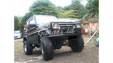 1989 Daihatsu Taft GT 4x4