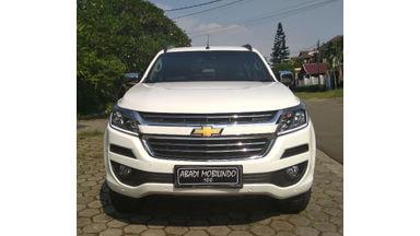 2017 Chevrolet Trailblazer ltz - Km Rendah