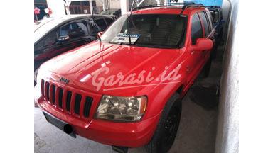 2001 Jeep Cherokee at - SIAP PAKAI!