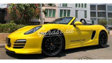 2012 Porsche Boxster PDK - Barang Bagus Dan Harga Menarik