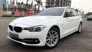 BMW 320I 2016 >> Jual Mobil Bekas 2016 Bmw 3 Series 320i Sport Jakarta Utara 00bk916 Garasi Id