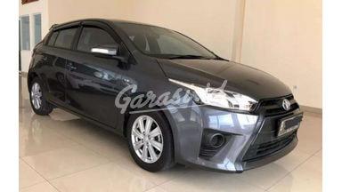 2015 Toyota Yaris E