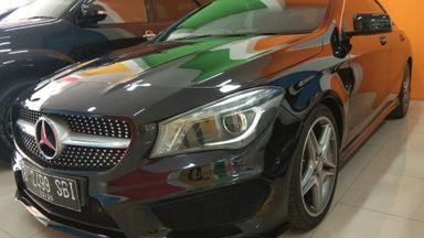 2014 Mercedes Benz CLA-Class CLA200 - Siap Pakai Mulus Banget