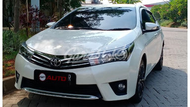 2015 Toyota Corolla Altis V