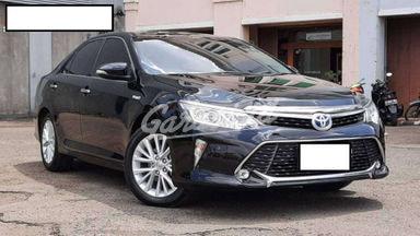 2017 Toyota Camry SEDAN - SIAP PAKAI