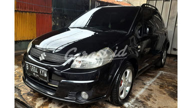 2010 Suzuki Sx4 Hatchback X over