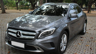 2015 Mercedes Benz GLA 200 Urban - Barang Cakep