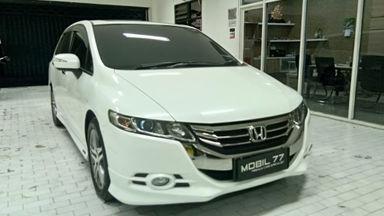 2012 Honda Odyssey Atpm - Unit siap pakai