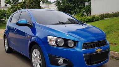 2012 Chevrolet Aveo LT - Harga Bersahabat (s-1)