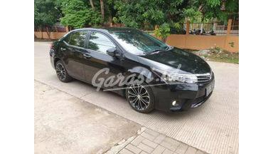 2016 Toyota Corolla Altis v - harga khusus kredit