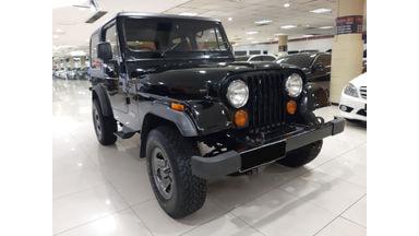 1980 Jeep CJ - Istimewa Siap Pakai
