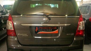 2013 Toyota Kijang Innova G - Murah Jual Cepat Proses Cepat (s-5)