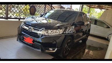 2017 Honda CR-V turbo