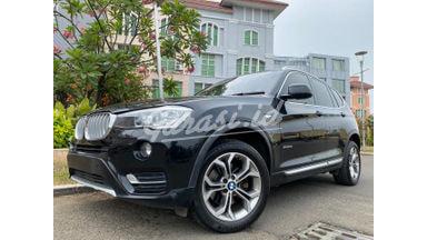 2017 BMW X3 X-Drive - Mobil Pilihan