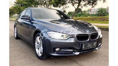 2015 BMW 3 Series F30 LCI - Tdp Minim Bisa Bawa Pulang Mobil