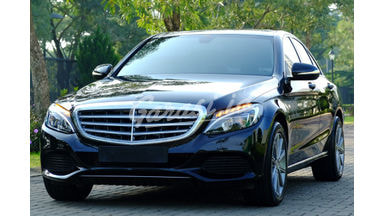 2015 Mercedes Benz C-Class C 250 exclusive