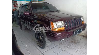 2001 Jeep Grand Cherokee Limited 4x4 - Sangat Istimewa