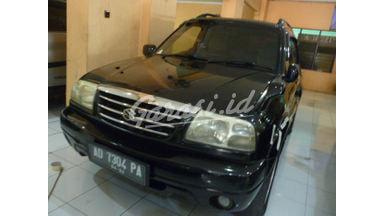 2005 Suzuki Escudo - Terawat Siap Pakai