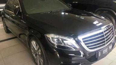 2015 Mercedes Benz S-Class S 400 L - Mobil Mulus