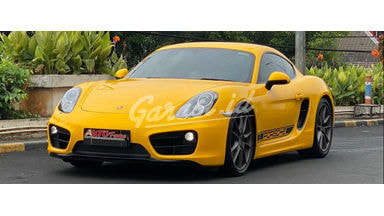 2013 Porsche Cayman 2.7 Sport Chrono - Mewah Berkualitas Siap Pakai