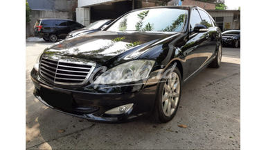 2009 Mercedes Benz S-Class S350 W221 Build Up