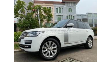 2014 Land Rover Range Rover Vogue at - Bekas Berkualitas
