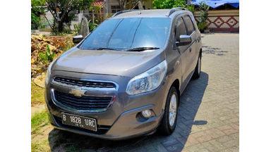 2013 Chevrolet Spin LTZ - Terawat Siap Pakai Bisa Kredit