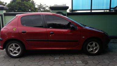 2003 Peugeot 206 XR - Sangat Istimewa Harga Nego