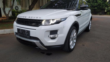 2013 Land Rover Range Rover Evoque Dynamic Luxury Si 4 - Siap pakai perfect condition