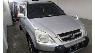 2004 Honda CR-V I-VTEC - Mulus Pemakaian Pribadi