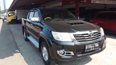 2014 Toyota Hilux G - UNIT TERAWAT, SIAP PAKAI, NO PR