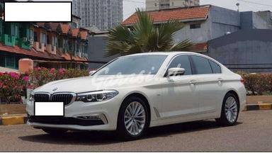 2018 BMW 5 Series - SIAP PAKAI