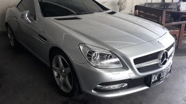 2012 Mercedes Benz Slk - Body Mulus